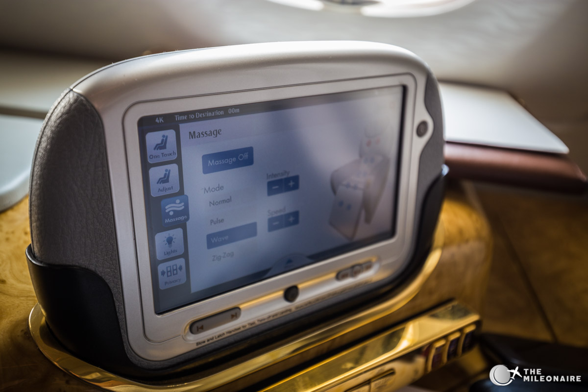 touch pad emirates first
