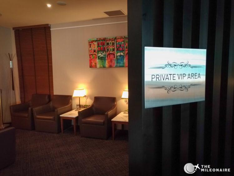 vip room sats lounge