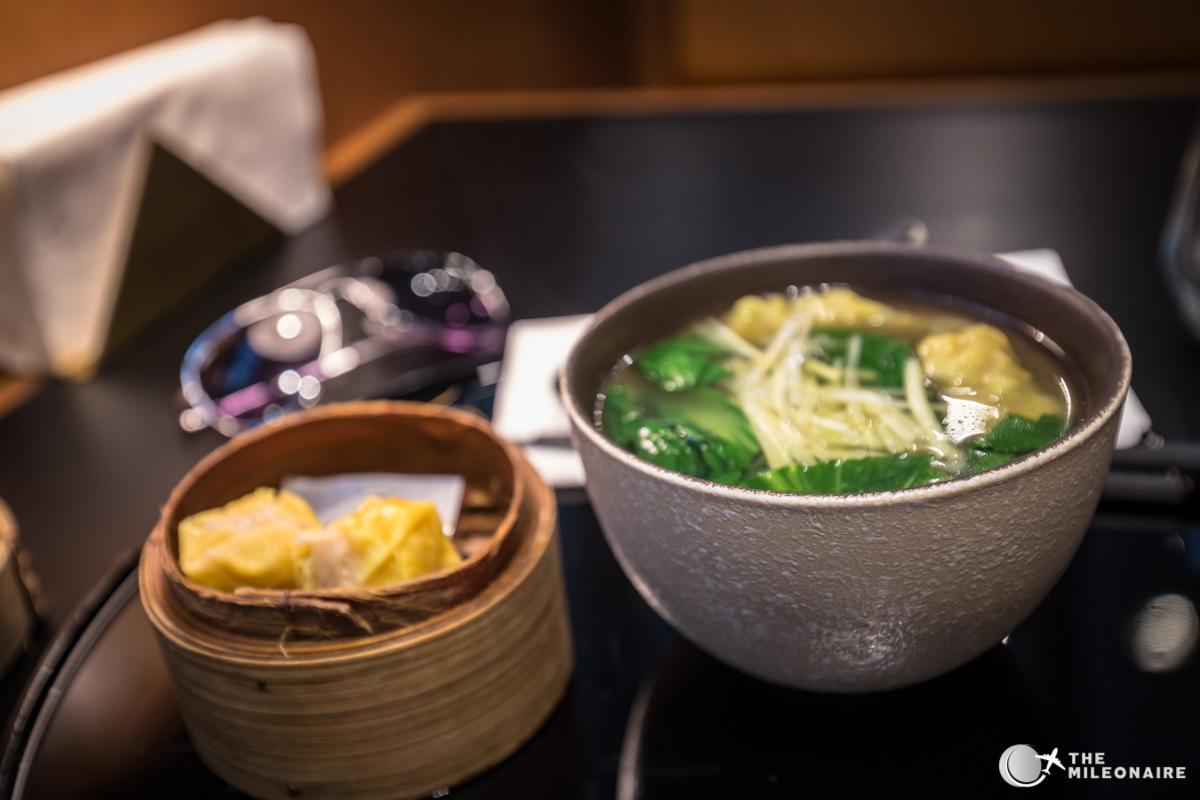 wantan noodles cathay lounge bkk