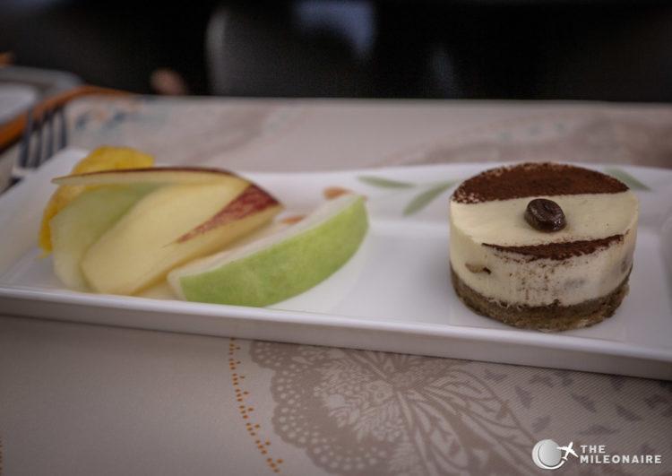 eva air dessert