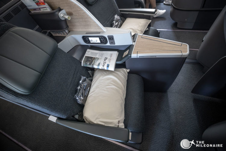 eva air premium laurel seat