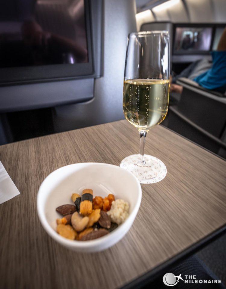 premium laurel class champagne